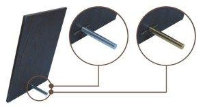 Дипломы на металле с подставкой для плакетки