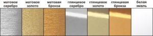 Металл на выбор - алюминий для шильдиков