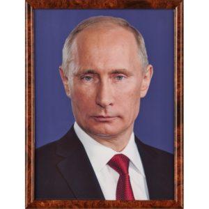 Портрет президента Путина В.В.