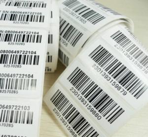 бирки самоклеящиеся этикетки
