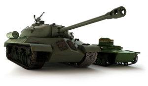 Живая копия танка Т34