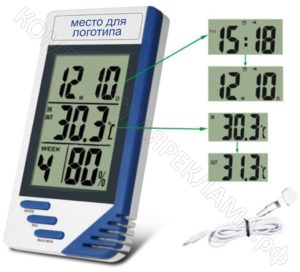 Термометр цифровой, электронный