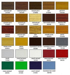 Ламинированные плёнки для разнообразных поверхностей