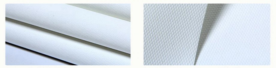 Холст в рулоне с матовыо и глянцевой поверхностью для печати