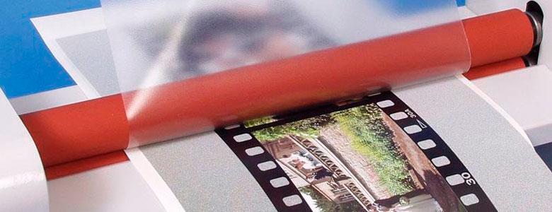 ламинирование защитной плёнкой широкоформатной печати