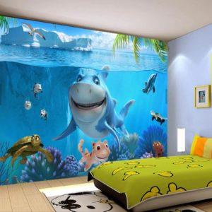 Флизелиновыефотообои в детскую комнату